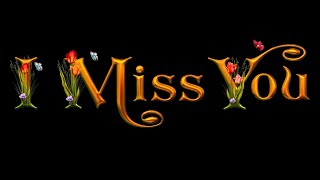 I Really Miss you 😔😔  whatsap status   Sad whatsapp status    WhatsApp love status😔Deepika gadai