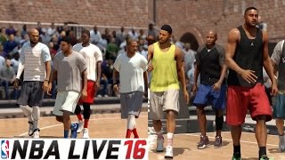 NBA LIVE 16 Gameplay - OMG BETTER MULTIPLAYER GAMEPLAY Summer Circuit Gameplay  Brooklyn