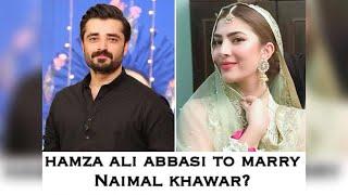 Hamza Ali Abbasi to tie the knot with Naimal Khawar l 21 Aug