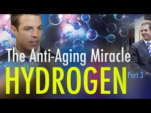 HYDROGEN - The Anti-Aging Miracle An Interview With Tyler LeBaron