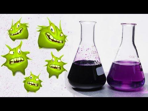 Марганцовка и ее волшебные свойства в борьбе с вирусами и инфекцией