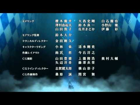 Black Rock Shooter TV Opening 720p Hatsune Miku AppendEng & Romanji Subs