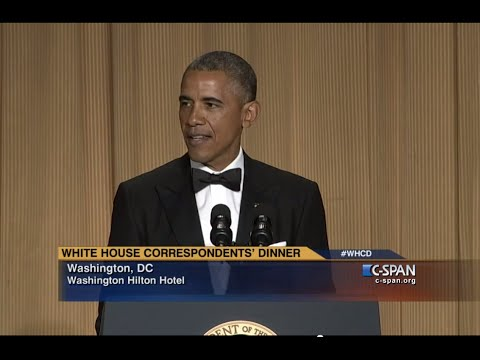Obama Admits He's a Socialist at White House Press Correspondents' Dinner