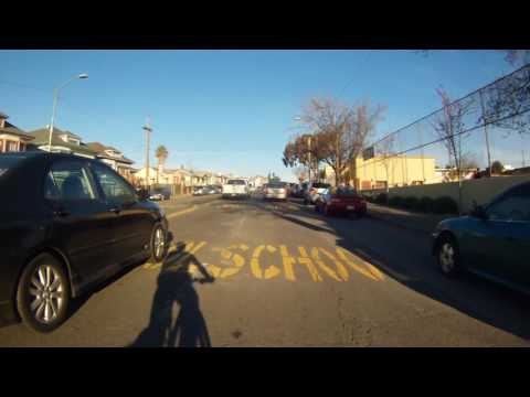 Bike Oakland: Foothill, Grand, West Oakland