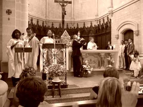 gospelmariageambiance de ouf lglise - Chant D Envoi Mariage