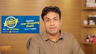 Flipkart Big Billion Day - Best Smartphone Offers & My Picks