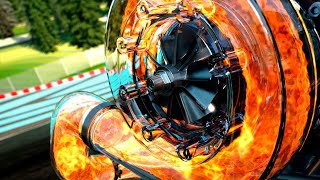 7 MOST POWERFUL ENGINES IN THE WORLD