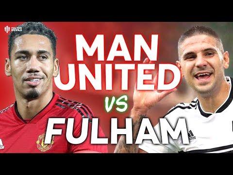 Manchester United vs Fulham PREMIER LEAGUE PREVIEW Mp3