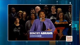 Stacey Abrams Is Ready For A Fight, Promises Lawsuit Over 'Gross Mismanagement' Of GA Election