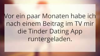 Tinder App Dating Anleitung