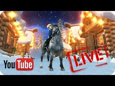 Op avontuur in de Kerstwereld! | LIVESTREAM | Daphne - Zoey Winterson | Star Stable Online