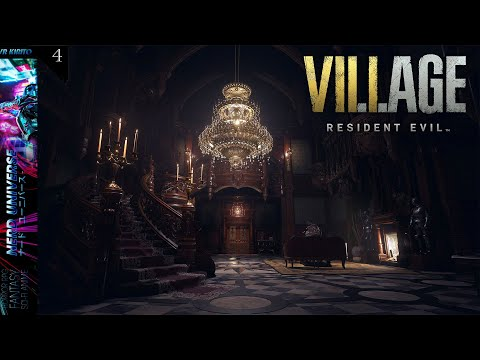 Resident Evil Village | #4 Das Spielzeug der Finsternis ☬ PC [Deutsch]