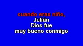 Joan Sebastian Julián Karaoke