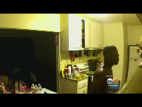 Brazen Burglar Enters Yucaipa Home With Owner Inside