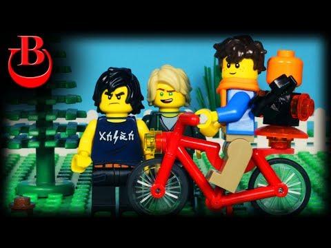 Lego Ninjago Camping Stop Motion - Part 2