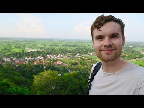 EXPLORING BATTAMBANG, CAMBODIA ក្រុងបាត់ដំបង 🇰🇭