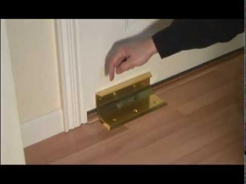Door Barricade NIGHTLOCK , Home Security  Door Brace