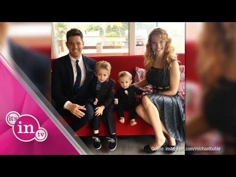 Sänger Michael Bublé: So geht es seinem Sohn heute!