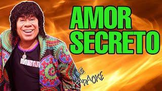 LA MONA JIMENEZ - AMOR SECRETO (KARAOKE)