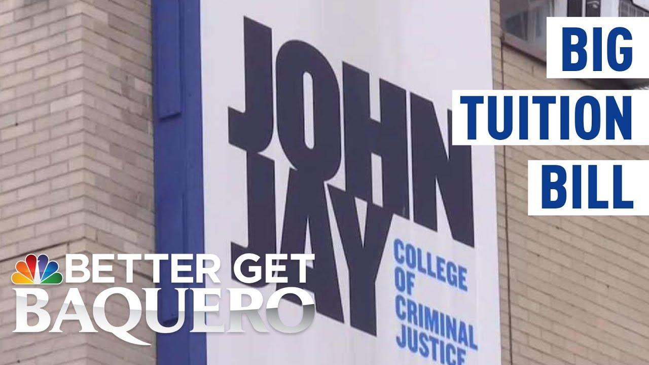 John jay tuition