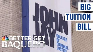 John Jay College Student Gets Stuck With Masssive Tuition Bill
