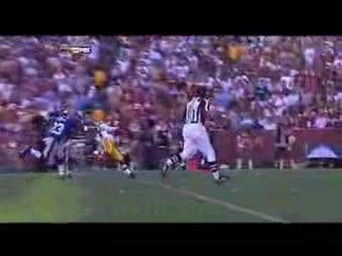 Jason Campbell - Redskins 2007