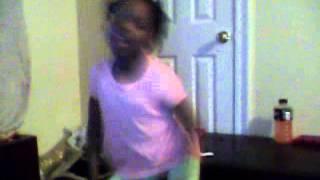 LaDaria doing Beyonce