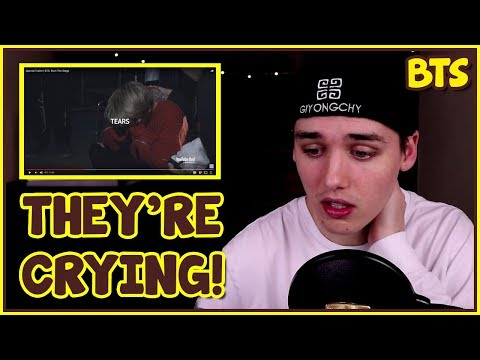 BTS: BURN THE STAGE  SPECIAL TRAILER REACTION END ME
