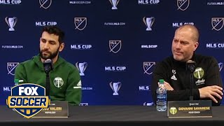 MLS Cup Press Conference - Portland Timbers | FOX SOCCER