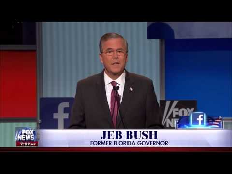 Jeb Still Believes Illegal Immigration 'Act of Love'