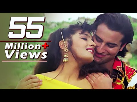 Chaha To Bahut - Saif Ali Khan, Raveena Tandon, Imtihaan Romantic Song thumbnail