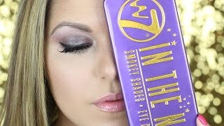 ♥ Smokey eye tutorial met W7 in the night palette Thumbnail