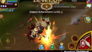 Arcane legends gameplay pt 1