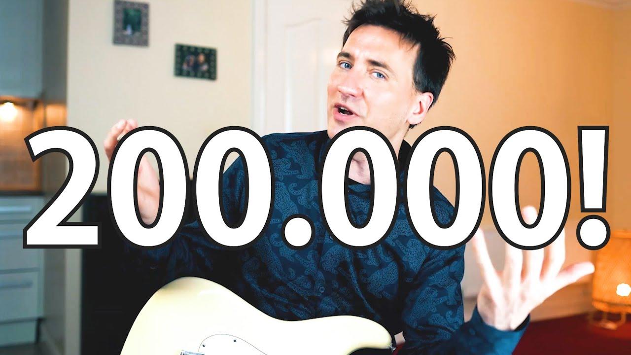 200.000 SUBS Q/A!!