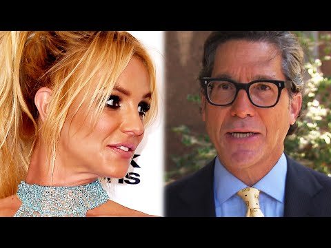Britney Spears' New Attorney Gives Statement Outside Courthouse