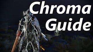 Warframe | Eidolon Hunter #8: Chroma Guide