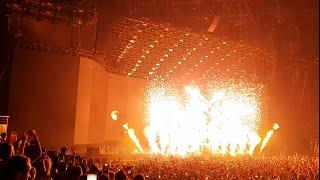 David Guetta Intro Paris 2019 - 7 World Tour
