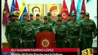 Dossier con Walter Martínez 190717 Venezuela Revolucionaria enfrenta ataque imperial