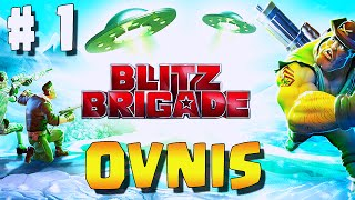 Blitz Brigade - FPS on-line! ( Gameplay Android ) # 1