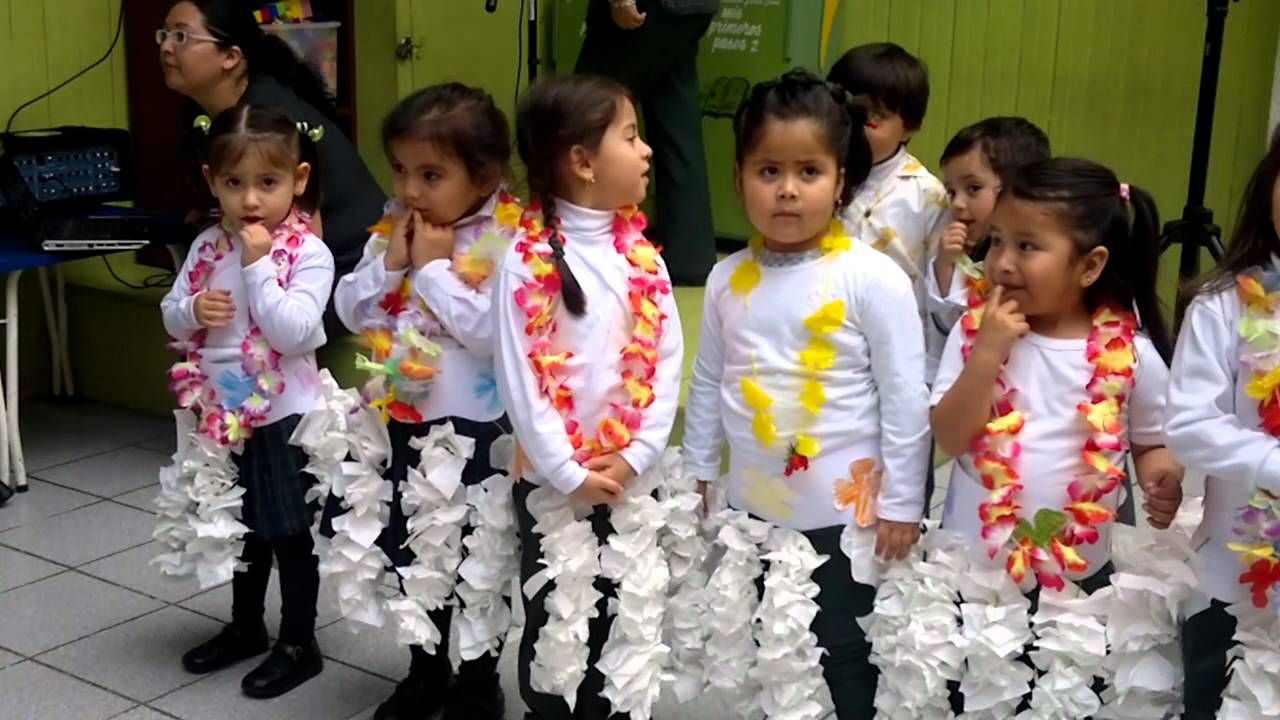 Baile pascuense jard n infantil mis primeros pasos ii - Baules infantiles ...