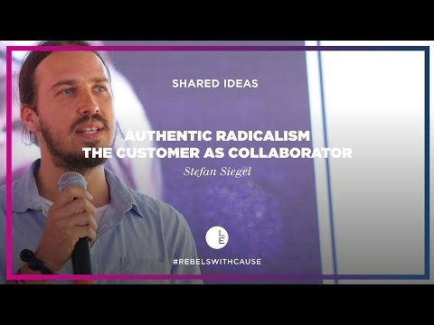 LE 2016 SHARED IDEAS: Stefan Siegel, Not Just A Label