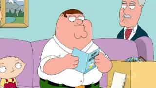 "Family Guy ""Happy Birthday Card Cleveland"""