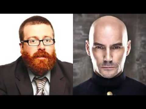 Frankie Boyle Interviews Occultist Author & Playwright Grant Morrison