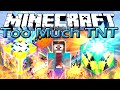 Да разгледаме #10   Minecraft - Too Much TNT  