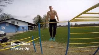 The best muscle up exercises 2016!! (Calisthenics)
