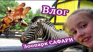 Влог Танюша идет  в зоопарк смотреть на забавных животных / Зоопарк для детей