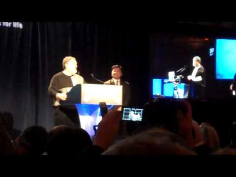Jon Landau Talks 3D at CES 2010 Panasonic Press Conference