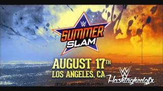 "2014: WWE SummerSlam Official Theme Song - ""Sunshine"" + Download Link ᴴᴰ"