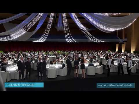 Virtual Tour of the New Zealand International Conference Centre