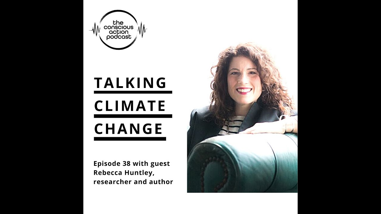 Talking climate change with Rebecca Huntley